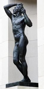 Rodin's The Age of Bronze