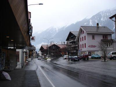 Bienz - raining as usual