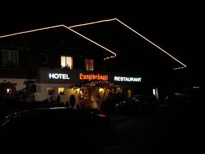 Luegerbruggli restaurant