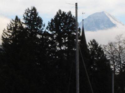 Jungfrau, across Thunersee