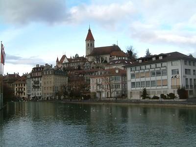 In Thun, Altstadt