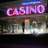 The cheap hotels in Reno are also casinos.  What the heck, $40 a night.