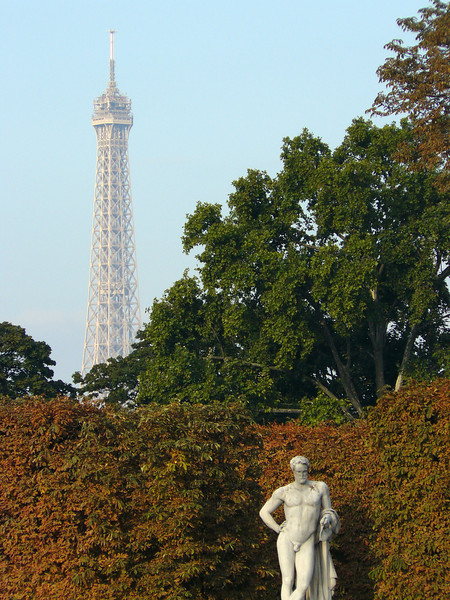 A few of Katherine's Paris Pictures- 2007
