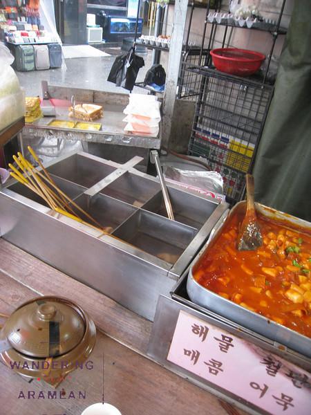 Mmmm...street food