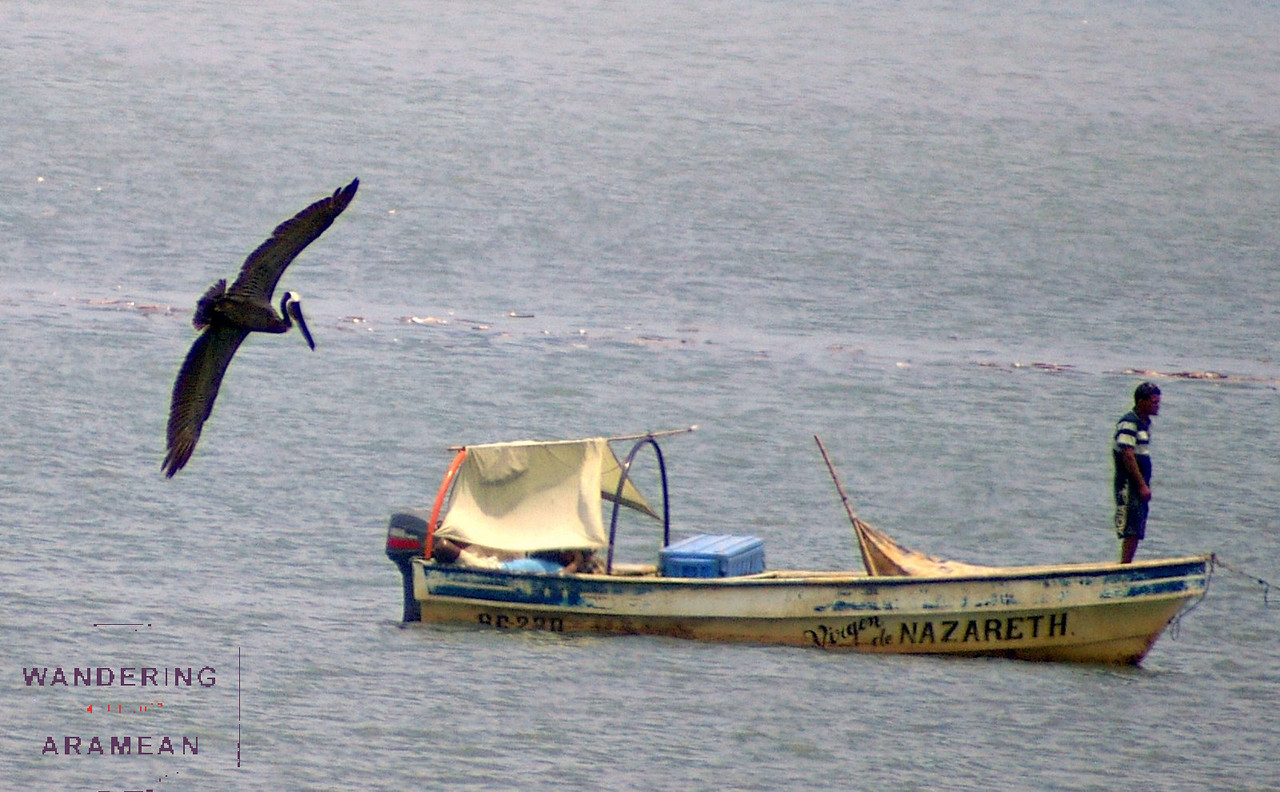 A pair of fishermen