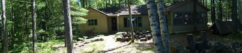 The Cabin, Big Twin, Michigan