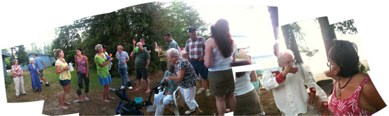 Birthday party for Kath B!