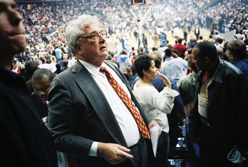 Unknown Wizards fan, May, 2005.  (Olympus XA)