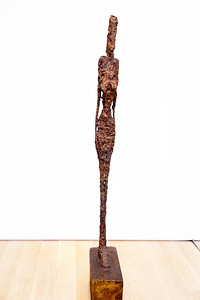 One of a gazillion skinny figures by Giacometti.