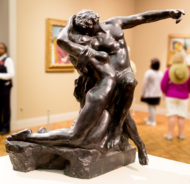 "Auguste Rodin: ""Eternal Springtime"""