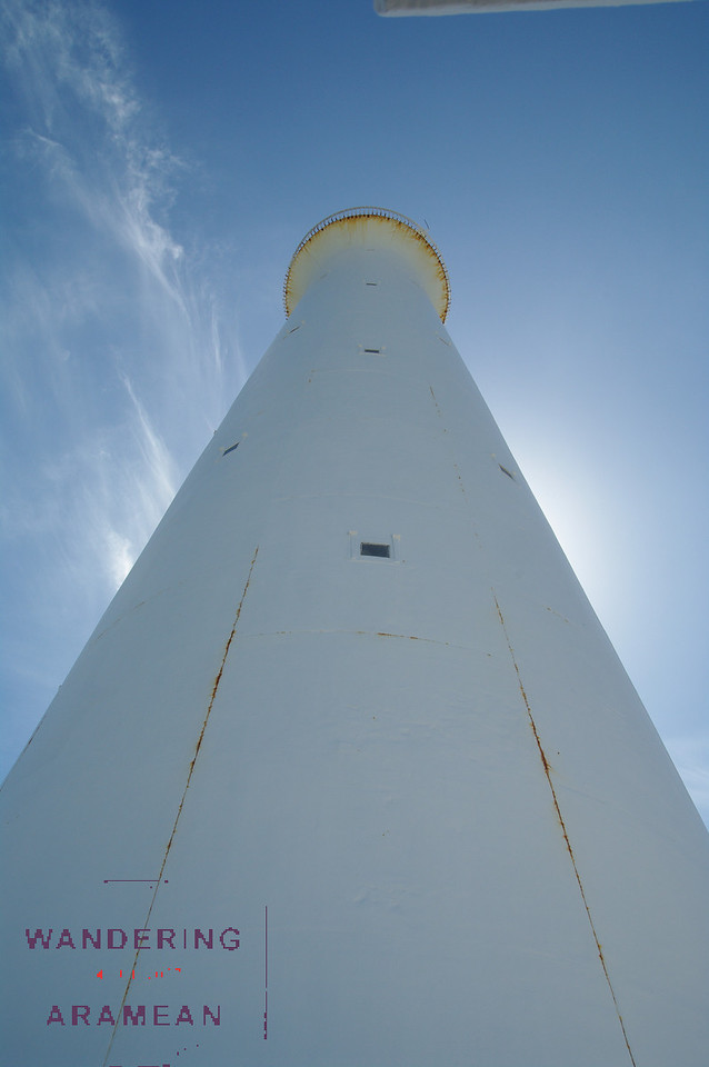 The Gibbs' Hill Lighthouse