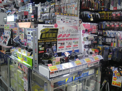 Shinjuku shop - Bic Camera