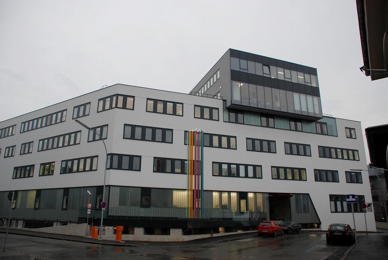 Leoben University, the new surface engineering center