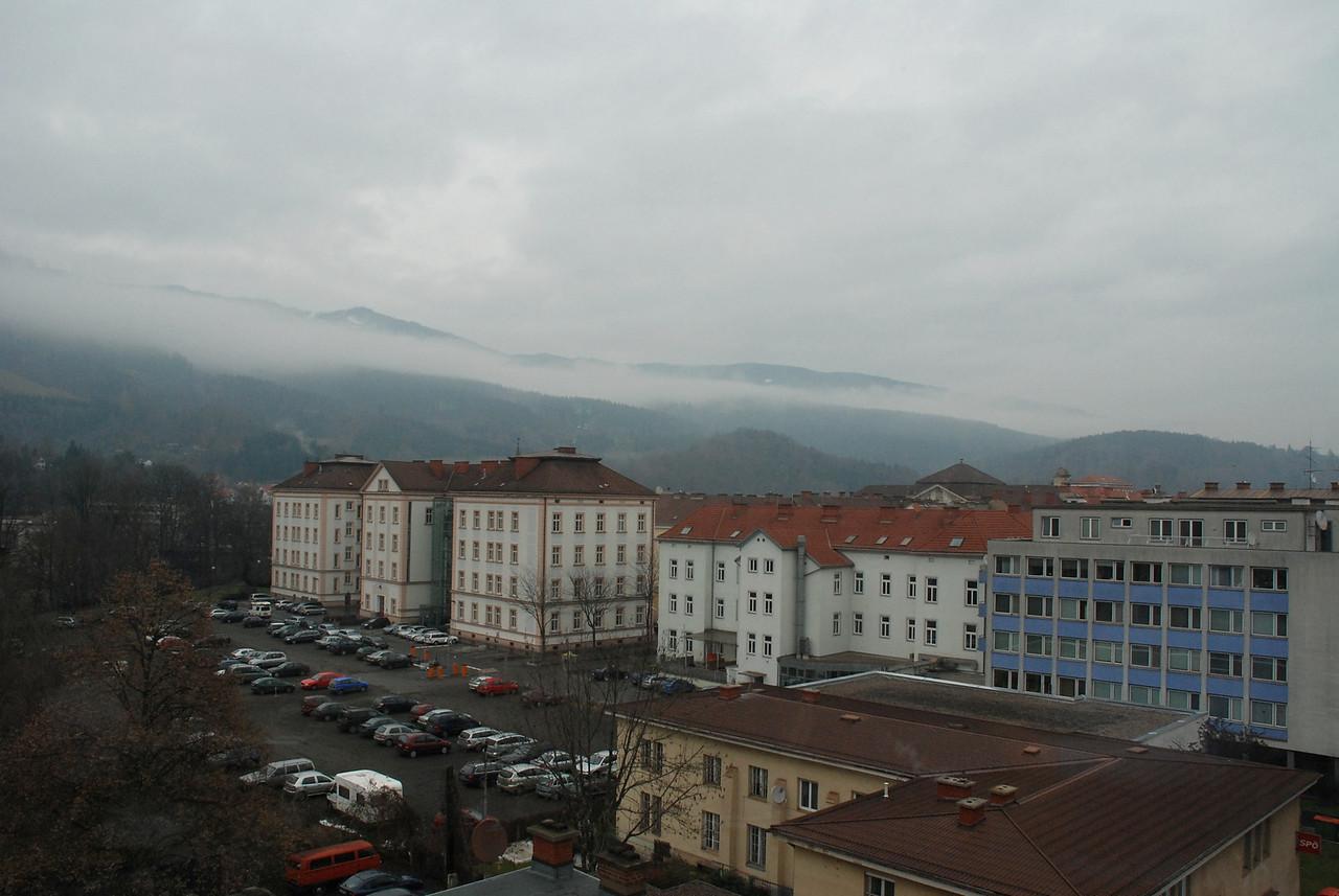 Leoben University, South Austria, Dec. 7, 2007