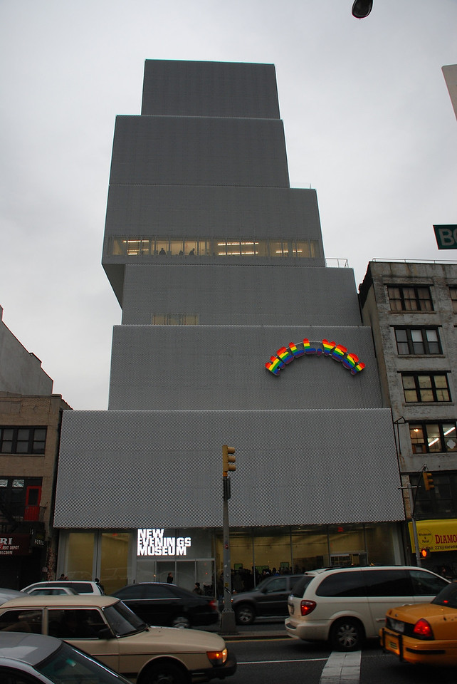 New Museum of Contemporary Art, New York