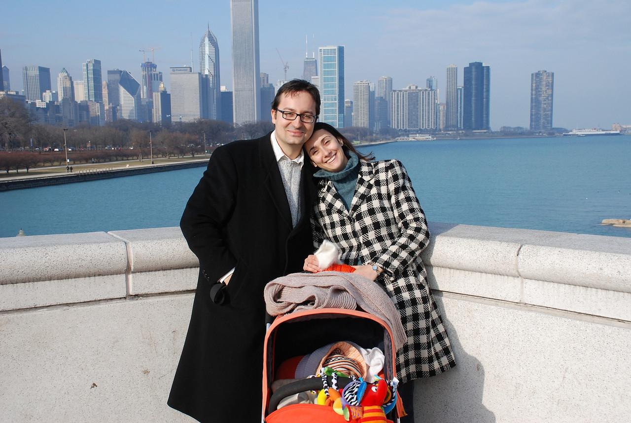 Chicago, January 12, 2008