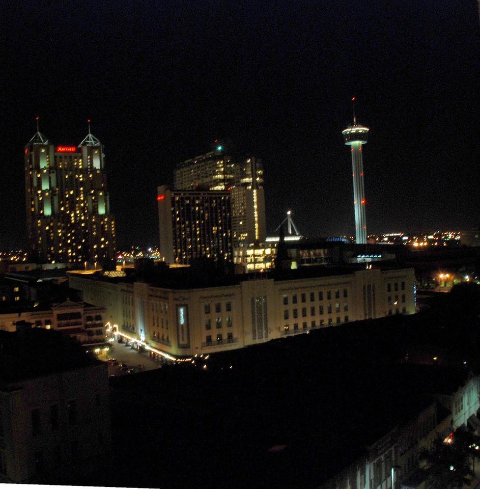 San Antonio TX, Feb. 9, 2008