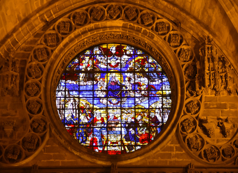 Sevilla / Catedral de Santa Maria de la Sede