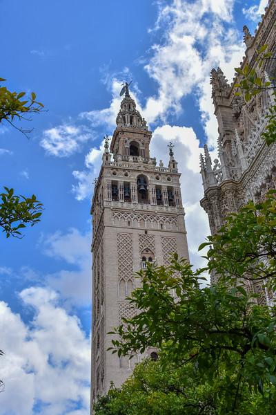 Sevilla / Giralda toren