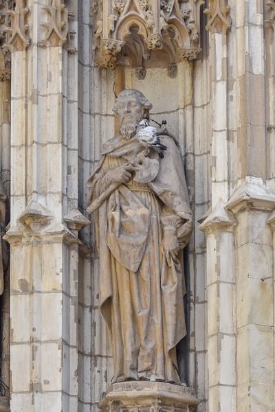 Sevilla / Catedral de Santa María de la Sede