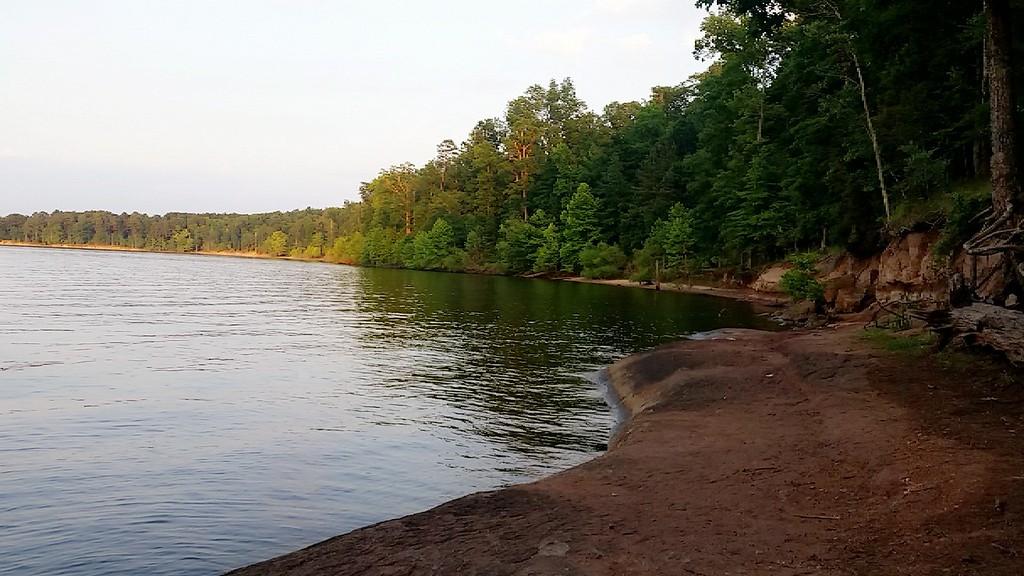Falls Lake State Park
