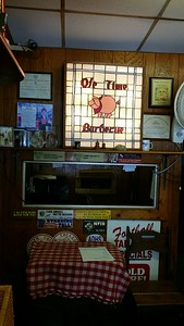 Lunch at Ole Time Barbecue