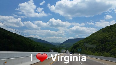 The Hills of Virginia