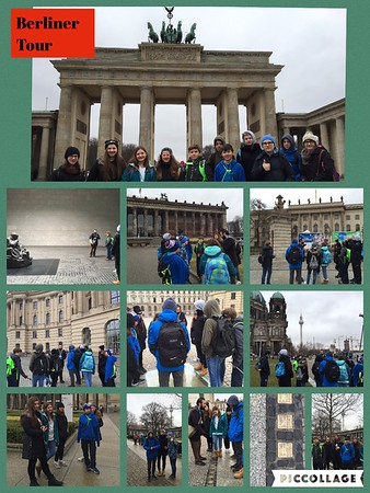 ACS trip to Berlin, Germany, March 2016