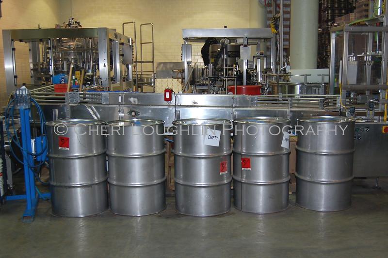 Anchor Steam Bottling Equipment