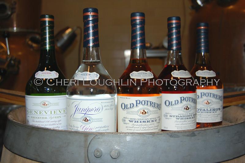 Anchor Steam Distilled Spirits