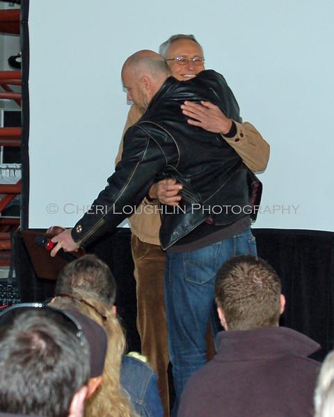 Jorg Rupf and Lance Winter ADI Lifetime Achievement