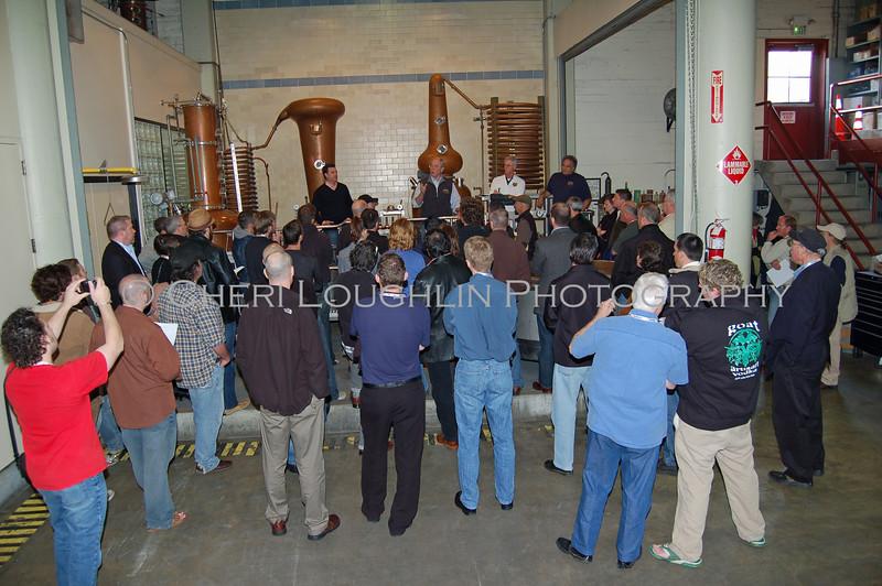 Anchor Distilling Tour