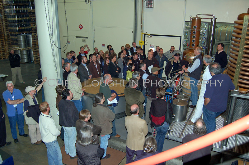 Anchor Distilling Tour Group