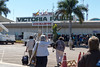 """Welcome to Victoria Falls airport..."