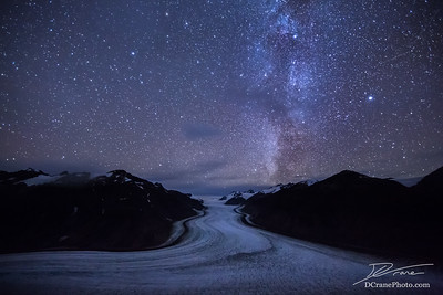 "DC_20160912_149 ""Milky Way over the Salmon Glacier"""