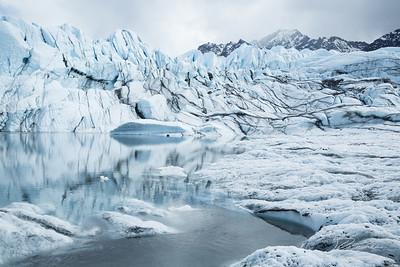 "DC_20160603_190 ""Lake Below Matanuska Icefall"""