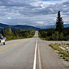 alaska juli 2003<br /> Fairbanks – Tok   de Alaska Highway<br />  Big Delta State Historical Park