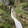 raging water falls