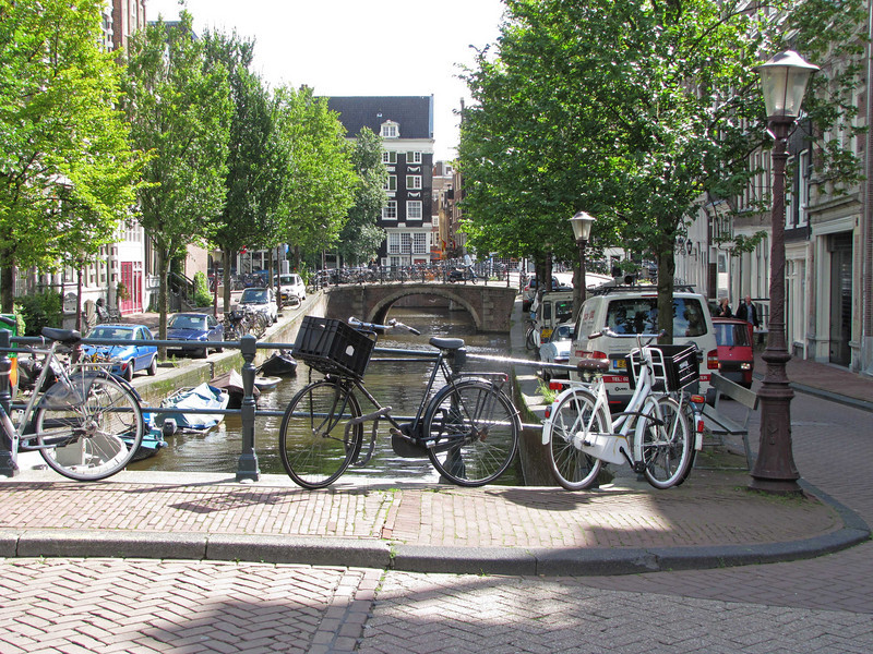 24-Canal and bikes