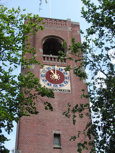 01-Stock Exchange (Beurs)_now Philharmonic_clock tower, 1903