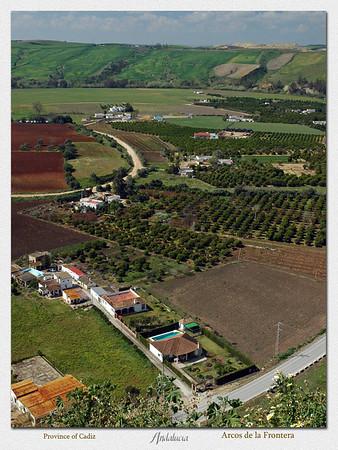ANDALUCIA SPAIN 2007 Cadiz Province