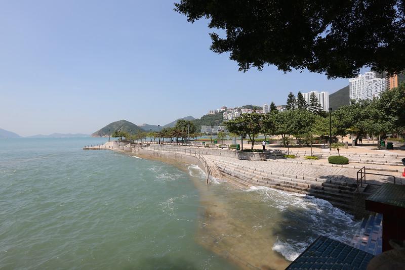 Hong Kong - Welcome to Repulse Bay Beach