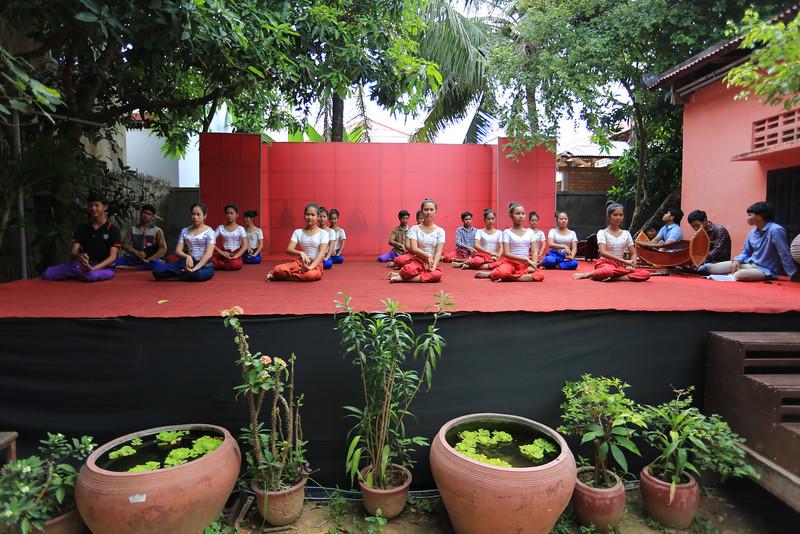Dancing School (School of Arts)