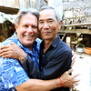 Former United States Army soldier meets Vietnamese soldier and are now friends.