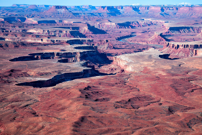 GREEN RIVER OVERLOOK-CANYONLANDS N.P.