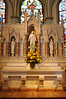 Old altar and reredos in Christ Church Cathedral, Louisville, KY.