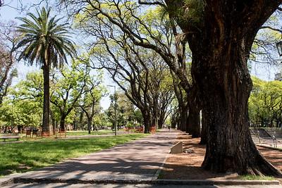 Parque Lezama, San Telmo