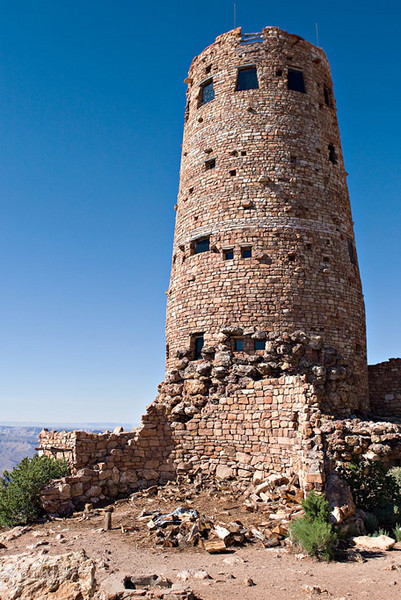 HOPI TOWER AT DESERT VIEW