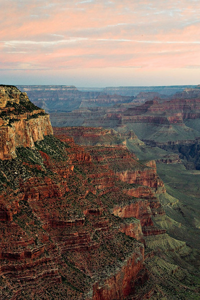 FIRST LIGHT AT YAKI POINT