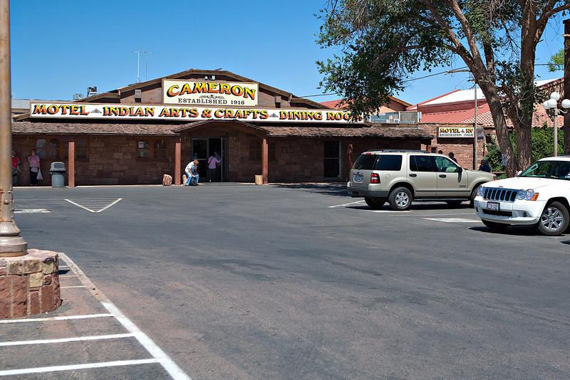 CAMERON TRADING POST-CAMERON, AZ